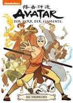 Avatar – Herr der Elemente Softcover Sammelband 1 Cover