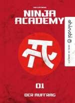 Ninja Academy 1 Cover