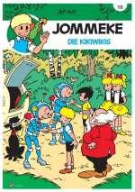 Die Kikiwikis  (Comic) Cover