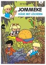 Käse mit Löchern  (Comic) Cover