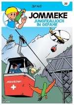 Jungfraujoch in Gefahr Cover