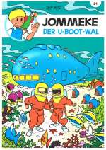 Der U-Boot-Wal Cover