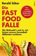 Die Fast Food Falle Cover