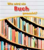 Wie wird ein Buch gemacht? Cover