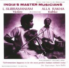 India's Master Musicians, CD