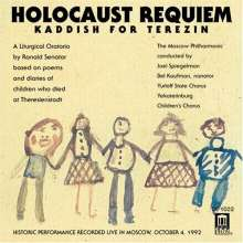 Ronald Senator (20.Jh.): Holocaust Requiem, CD