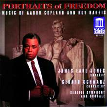 Aaron Copland (1900-1990): Lincoln Portrait, CD