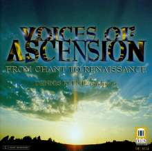 Voices of Ascension - From Chant to Renaissance, CD