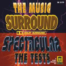 Surround Spectacular - Music/Tests, 2 CDs