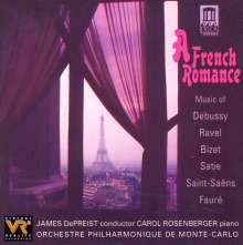 A French Romance, CD