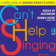 Jerome Kern (1885-1945): Choral Arrangements of 18 great Songs, CD