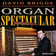 David Briggs - Organ Spectacular, CD
