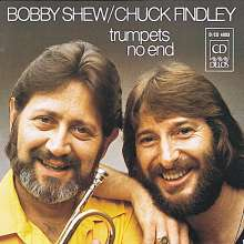 Shew, Bobby / Findley, Ch.: Trumpets No End, CD