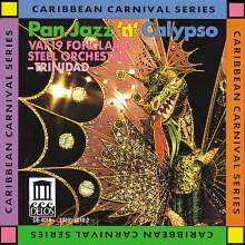 Vat 19 Fonclaire Steel: Pan Jazz 'n' Calypso, CD