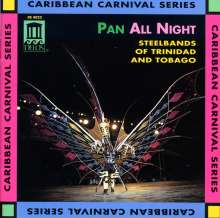 Karibik - Pan All Night:Steelbands ..., CD