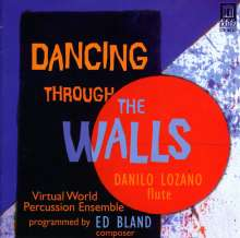 Danilo Lozano: Dancing Through The Wal, CD