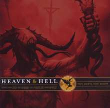 Heaven & Hell: The Devil You Know, CD