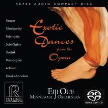 Eiji Oue - Exotic Dances from the Opera, SACD