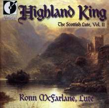 Ronn McFarlane - Highland King, CD