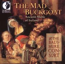 The Mad Buckgoat - Ancient Music from Ireland, CD