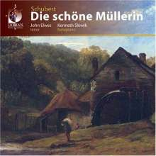 Schubert / Elwes / Slow: Die Schone Mullerin, CD