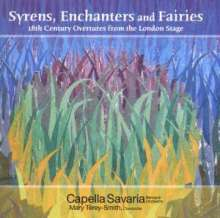 Syrens,Enchanters & Fairies - 18th Century Overtures, CD