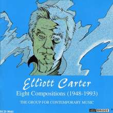 Elliott Carter (1908-2012): Kammermusik, CD