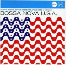 Bossa Nova USA (Jazz Club), CD