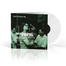 Nana Mouskouri In New York - The Girl From Greece Sings (180g) (Limited Edition) (White Vinyl)