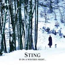 Sting - If on a Winter's Night, CD