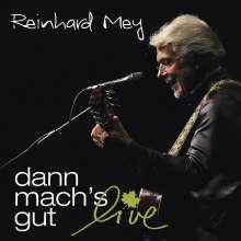 Reinhard Mey: Dann mach's gut - Live, 2 CDs