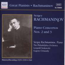 Rachmaninoff plays Rachmaninoff I, CD