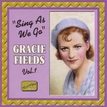 Gracie Fields: Sing As We Go, CD