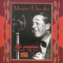 Maurice Chevalier: Ma Pomme - Chansons 1935 - 1946, CD