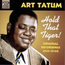 Art Tatum (1909-1956): Hold That Tiger!, CD