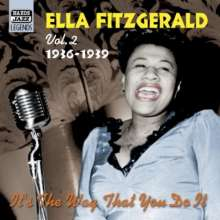 Ella Fitzgerald (1917-1996): It's The Way That You Do It, CD
