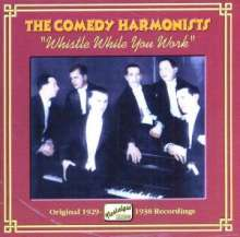 Comedy Harmonists: Whistle While You Work, CD