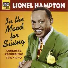 Lionel Hampton (1908-2002): In The Mood For Swing, CD
