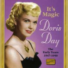 Doris Day: It's Magic - The Early Years 1947 - 1950, CD