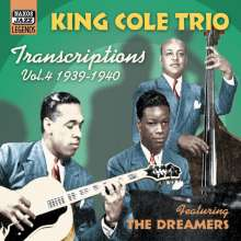 Nat 'King' Cole: The King Cole Trio Transcriptions Vol. 4, CD