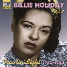 Billie Holiday (1915-1959): Trav'lin' Light, CD