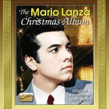 Mario Lanza - The Christmas Album, CD