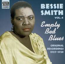 Bessie Smith: Empty Bed Blues, CD