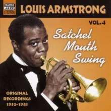 Louis Armstrong (1901-1971): Satchel Mouth Swing, CD