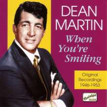Dean Martin: When You're Smiling, CD