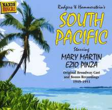 South Pacific, CD