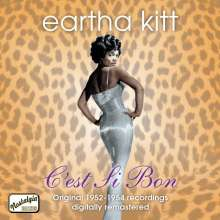 Eartha Kitt: C'est Si Bon, CD