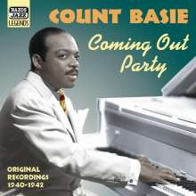 Count Basie (1904-1984): Coming Out Party, CD