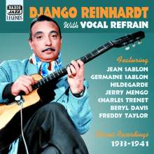 Django Reinhardt (1910-1953): With Vocals, CD