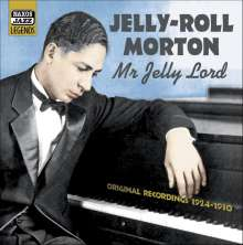 Jelly Roll Morton (1890-1941): Mr. Jelly Lord, CD